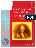 S6 -Culture Médicale Et Pathologie Générale-DZVET360-Cours-veterinaires