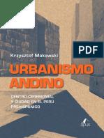 Urbanismo Andino