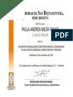 Paula Andrea Mejía Henao