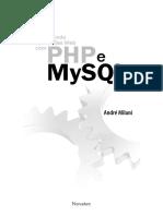 Construindo Aplicações Web com. PHPe MySQL. André Milani. Novatec.pdf