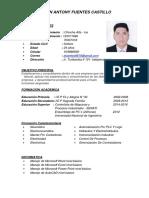 CVdoc-ANTONY FUENTES