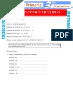 Minimo-Comun-Multiplo-para-Tercero-de-Primaria