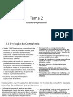 Tema 2 evolucao consultoria 2 1