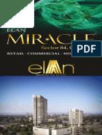 Elan Miracle Sector 84 Gurgaon