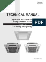 Ceilng Cassette F Series Technical Manual.pdf