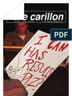 The Carillon - Vol. 53, Issue 17