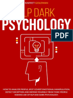NLP Dark Psychology by Barret Goleman (2020)