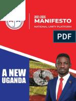NUP Manifesto