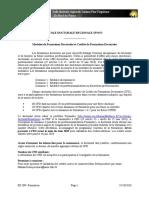 Formations Doctorales SPI 2018