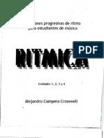 Rítmica primera unidad (Método Campero).pdf