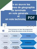 Presentationproggeoterm PDF