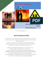 Base de données CarAtex