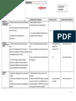 Listes des dérogations contractuelles SONATRACH V1