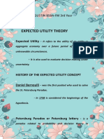 EXPECTED UTILITY THEORY.docx