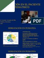 (9) HIDRATACIÓN EN PEDIATRÍA