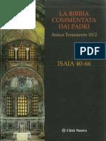Bibbia commentata dai Padri AT 10.2 - Isaia 40-66.pdf
