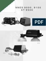 01.1 - FLECK - adoucisseur vanne 9000-9100-9500