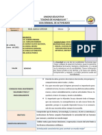 PLANIFICACION BASICA SUPERIOR PROYECTO 5 SEMANA 3 G