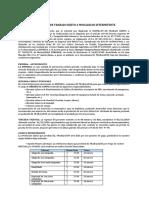 Modelo de Contrato Intermitente