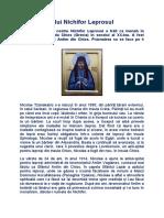Viața Sfântului Nichifor Leprosul.docx