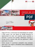 FIESTA FIN DE AÑO EDIFICACION 2020