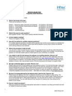 FAQs - Infosys Online Test.pdf