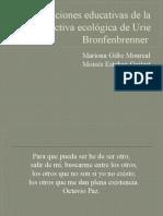 1 Exposicion Consideraciones educativas de la perspectiva ecológica Bronfenbrenner (2)