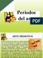 Periodos del arte