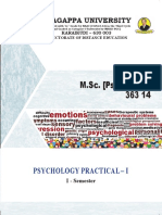 PG_M.Sc._Psycology_M.Sc. (Psychology) - 363 14 - Psychology Practical - I