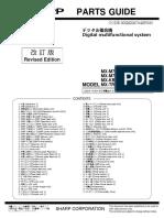MXM654 PARTS GUIDE