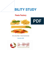 Feasibility Study for Pasta Factory