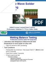Lead-Free Wave Solder Processing Sept 17