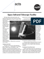 NASA Facts Space Infrared Telescope Facility