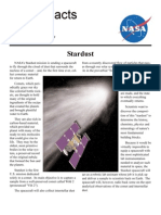NASA Facts Stardust