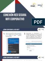 Manual Configurar Red Corporativa