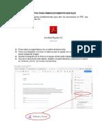 Instructivo Para Firmar Documentos Digitales