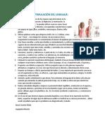 OBJETIVOS DE LA ESTIMULACIÓN DEL LENGUAJE (1)