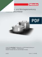 Miele Induktionskochfeld KM 7564.pdf