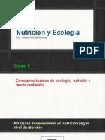 1 Clase Ecologia 2018