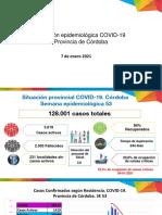 Presentación situación epidemiológica  07.01 Final