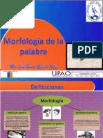 morfología de la palabra.pdf