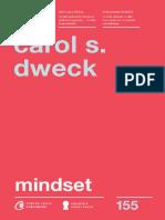 Mindset. O noua psihologie a succesului