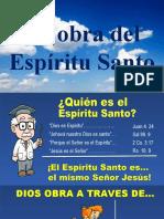 LA OBRA DEL ESPÍRITU SANTO IPUC ALTAMIRA