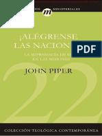 CTC 22 Alegrense las Naciones - John Piper