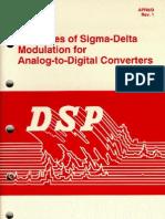 sigma-delta