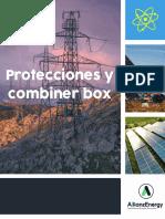 Protecciones y Combiner Box