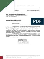 Ofício nº 234-2020 CER-SESPA (plantão 07.12.2020)