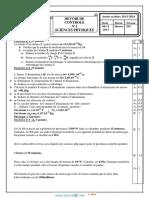Devoir+de+Contrôle+N°1+-+Sciences+physiques+-+2ème+Sciences+(2013-2014)+Mr+Mzoughi+Salah.pdf