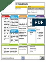INSTITUCIONAL Formato Canvas Modelo de Negocio Social 1