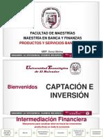 010 - Captacion de Depositos P2